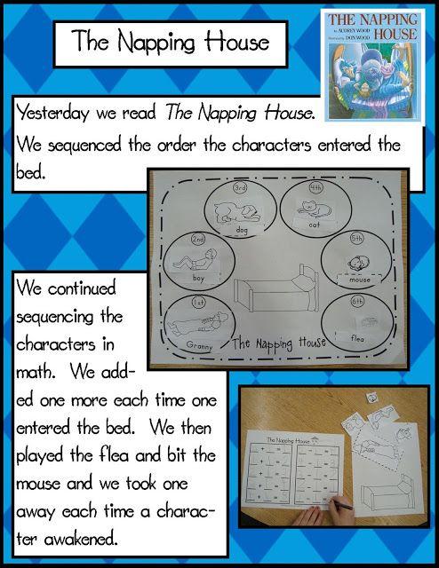 Golden Gang Kindergarten: The Napping House