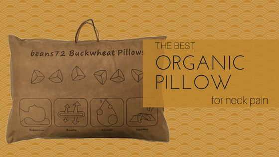 Organic seems to be the top trend this decade, if you happen to be suffering from a neck problem, we suggest you consider the best organic pillow for neck pain.