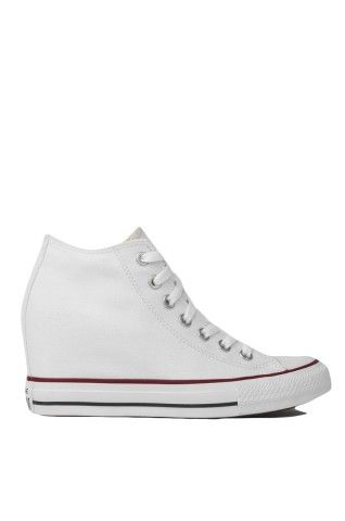 For the ladies who want a little extra height while still dressed casually, Converse Wedges are here.
