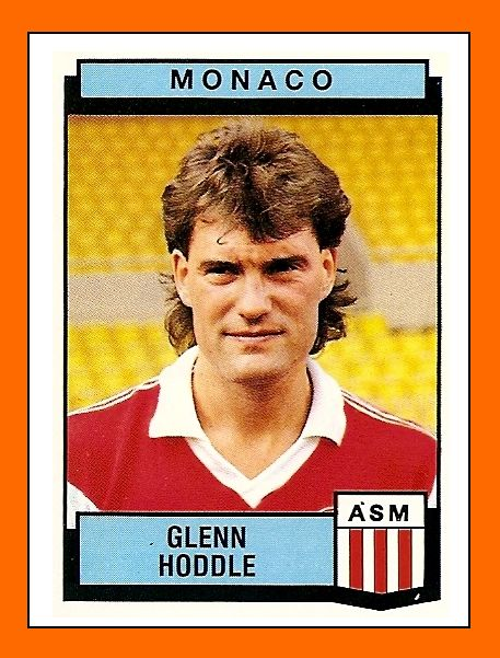 Old School Panini: l'AS Monaco 1988, les champions jugés par ...