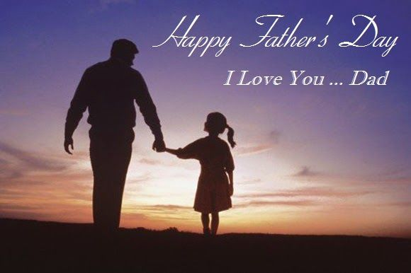 I Love You and Miss You Dad - Happy Fathers Day - Festival Chaska