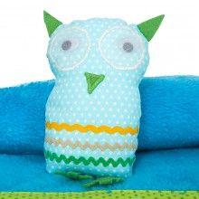 Tilulilu Blue - Soft comforting toy