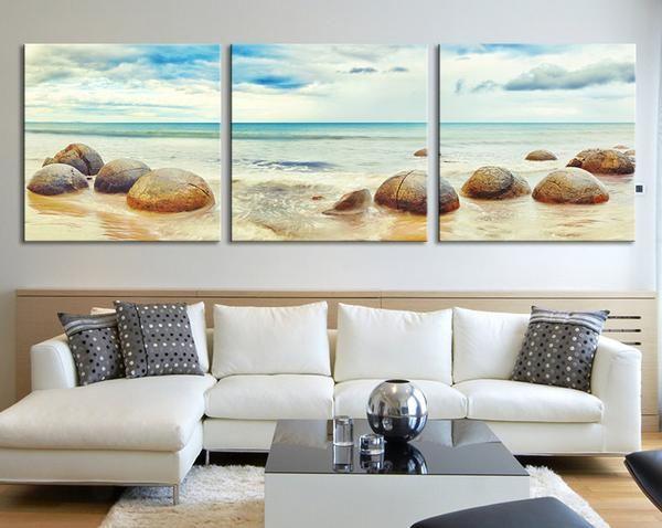 17 best Wall Art images on Pinterest | Beach canvas art, Canvas ...