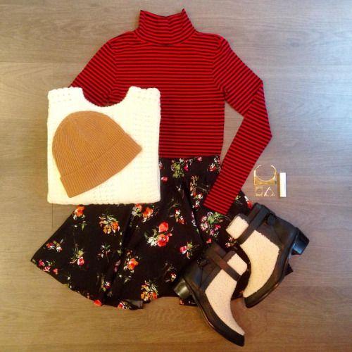 Getting colder weather ready @darlingnyc 🎒 #darlingnyc #fallfashion #sweaters #demylee #turtlenecks #teesbytina #beanies #stripes #brass #cuffs #soko #vintagebooties #floral #mini #skirt #raquelle #madeinusa #madeinyc #cozy #cuddles #fashion #ootd #flatlay #boutique #nyc #boutiqueshopping @tinastephens_group @demyleeny @shopsoko @refinery29 (at Darling NYC)