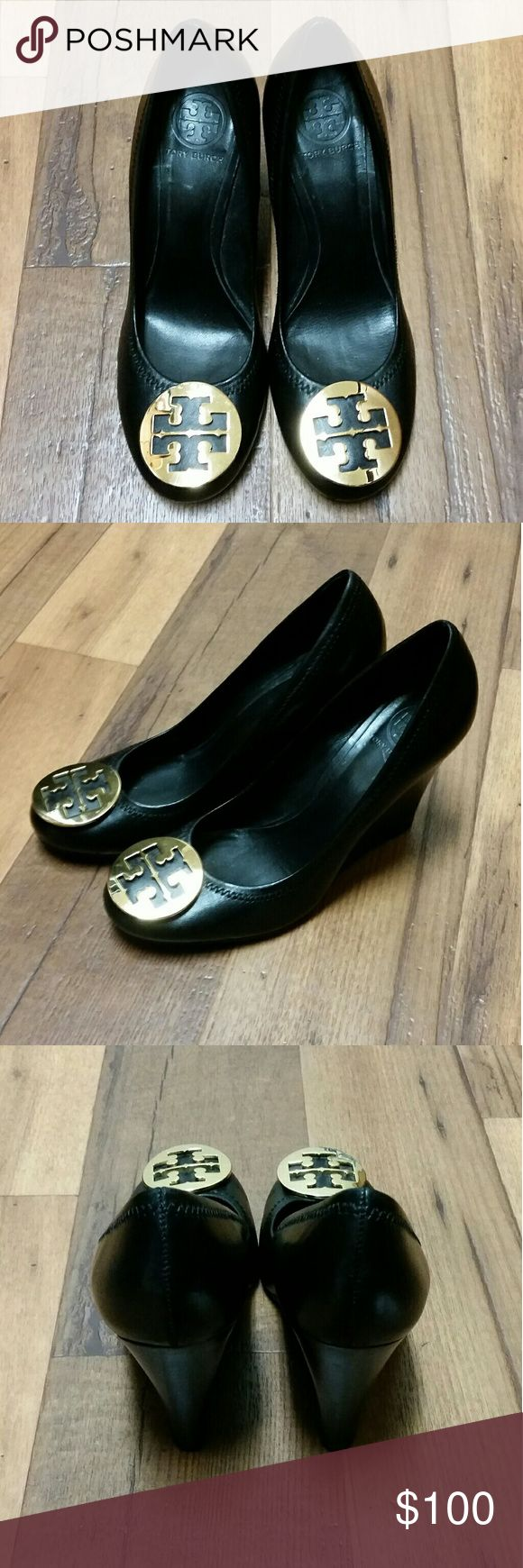 TORY BURCH SIZE 9 Gently used. Size 9. Made in Brazil. Minor signs