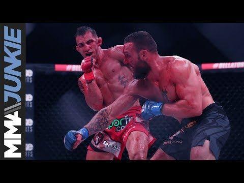 MMA Derek Campos ready to move past Brandon Girtz after Bellator 181 war