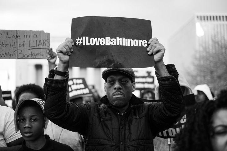 """""""Devin Allen's Inside Story in Baltimore,""""  Whitney Richardson, Lens Blog, NYTimes, June 24, 2015"""