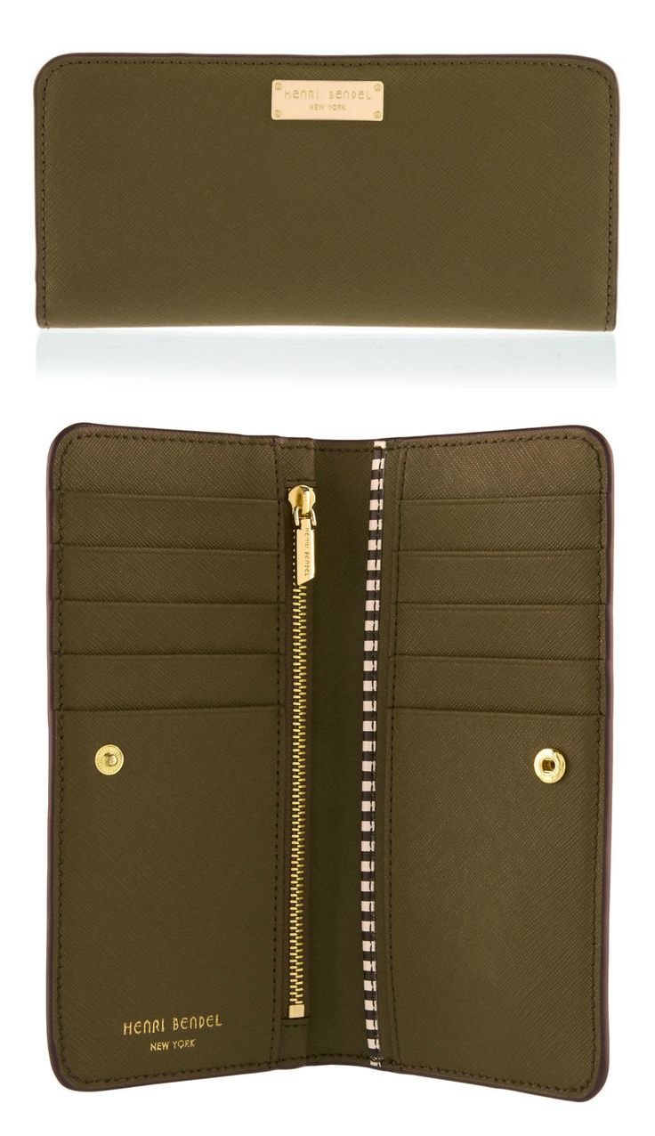 The West 57th Single Snap Wallet is a smart and stylish luxury handbag accessory, providing the perfect space for storing your cards, cash, and coins. Crafted with fine Saffiano leather, this designer wallet is ideal for any adventure you choose, Bendel Girl.