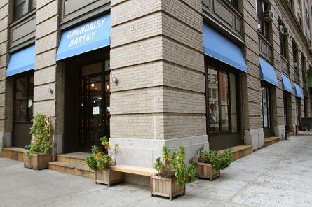 Grandaisy Bakery - hier soll es das beste selbstgebackene Brot in ganz New York geben...