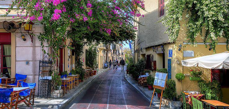 Αθηναϊκές βόλτες στην καρδιά της άνοιξης!
