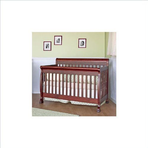 davinci kalani 4in1 convertible crib nursery set w toddler rail in