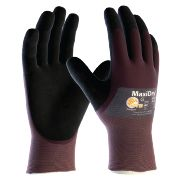 MaxiDry® Code: 56425  3/4 coated | ultra-lightweight | nitrile dual coated | grip gloves | designed to provide comfort | grip and protection in oily and dirty precision handling tasks |  For more information please visit:  http://www.keypoint.ie/atg-glove-solutions/