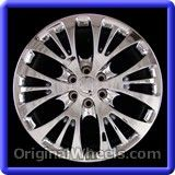 Cadillac Escalade 2014 Wheels & Rims Hollander #4617 #Cadillac #Escalade #CadillacEscalade #2014 #Wheels #Rims #Stock #Factory #Original #OEM #OE #Steel #Alloy #Used