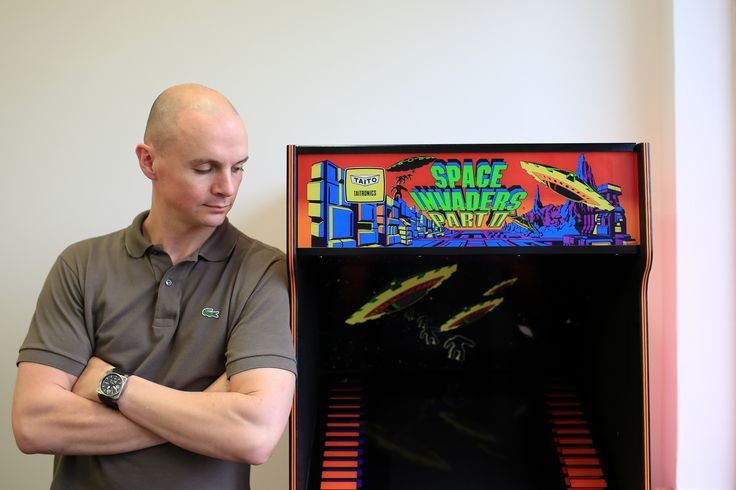 Space Invaders is an excellent leaning post!  www.sales-i.com