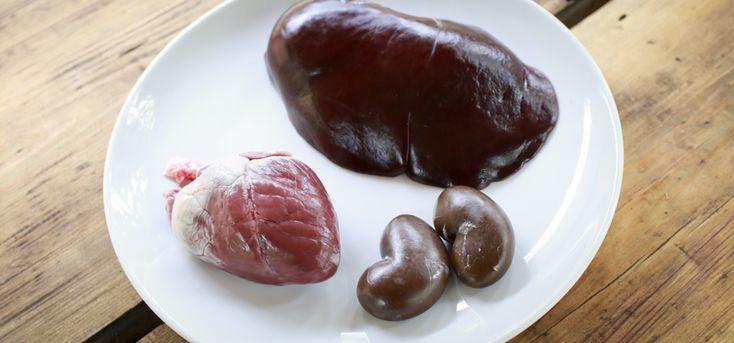 Nose to tail eating mit selbst geschossenem Reh: auch Nieren, Herz und Leber lassen sich lecker zubereiten!