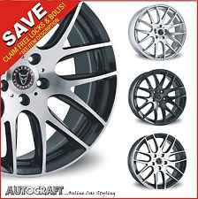 "20"" MUNICH Alloy Wheels + TYRES > VW TRANSPORTER T5 T6 T28 T30 T32 + LOAD RATED"