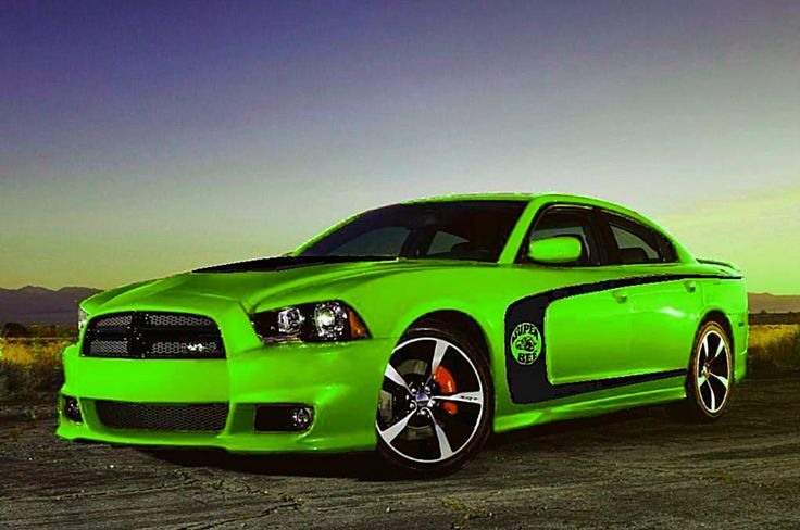 2014 Dodge Charger Super Bee | Actually, this is my vision of the 2012 Super Bee.