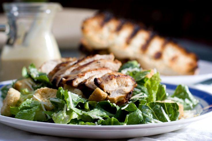 Flavorous Chicken Caesar Salad