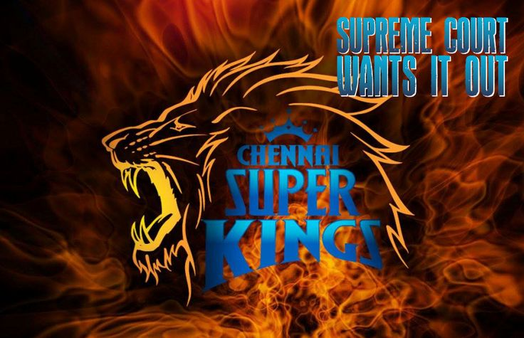 Supreme Court of India thinks Chennai Super Kings Should be Disqualified #CSK #NoCSKNoIPL #IPL #SupremeCourt #uthestory