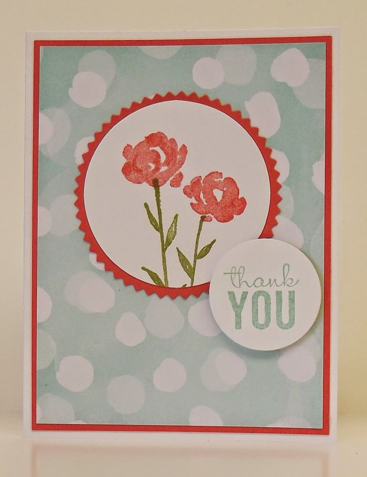 85 best Stampin Up Painted Petals images on Pinterest ...