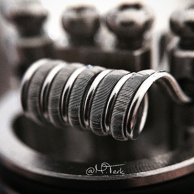 #coilporn #coilbuilds #coilart #coils #vapeporn #vaping #vape #vapeon #vapelyfe #vapelife #vapers #rda #driplyfe #driplife #ecigs #handcheck #waketovape #bbv #brokeballervapes