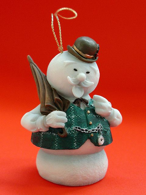 rudolph the red nosed reindeer | rudolph the red nosed reindeer ornament: sam the snowman (1999 ...