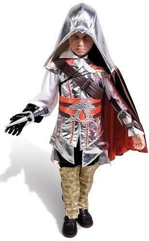 Новогодний костюм для ребенка ассасина