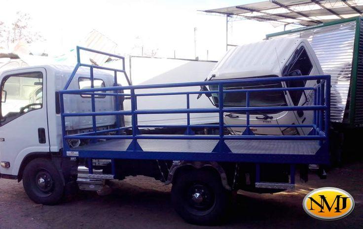 Carrocerías NMJ tiene la capacidad de cumplir con los requisitos que los competidores no se atreven a realizar.  http://www.carroceriasyfurgonesnmj.com/carrocerias-especiales-personalizadas-para-vehiculos-comerciales-nuevos-y-usados