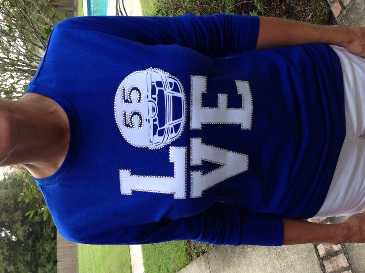 233 best football spirit images on pinterest football for Diy school spirit shirt