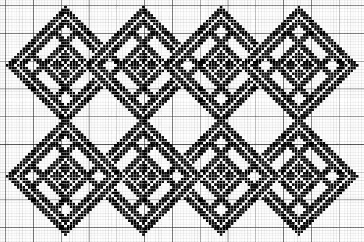 kogin shi free pattern http://kazajirushi.blog81.fc2.com/blog-entry-883.html