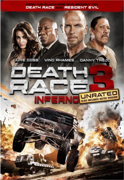 Death Race 3 Inferno movie 2013
