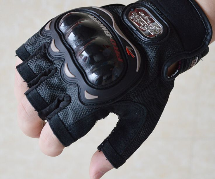 SALE!! motorbike half finger motorcycle gloves winter summer leather luvas para moto motorbike motocross downhill biker gloves