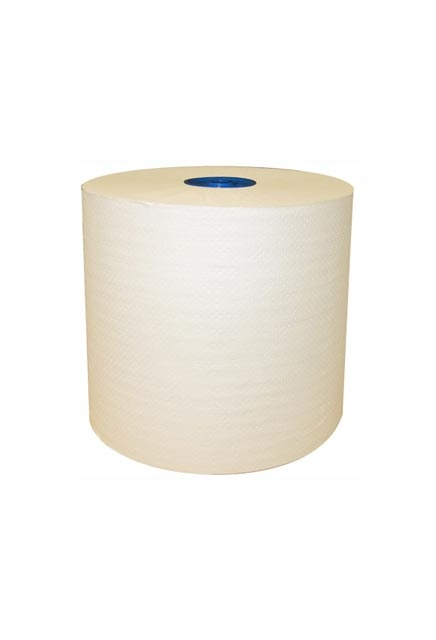 Tandem, 775' Ivory roll paper towell: 6 rolls of 775', Ivory, Roll paper towell for Tandem dispenser
