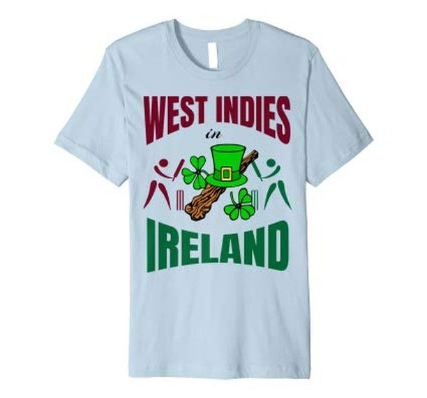 Bluepalmpublications Posted To Instagram West Indies In Ireland Cricket Fan T Shirt Westindian Caribbeangirl Cricket Sport One Day Cricket Cricket Games