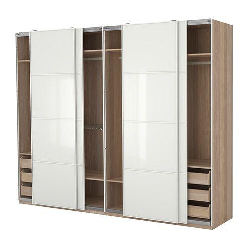 Stunning PAX Kleiderschrank mit Einrichtung IKEA
