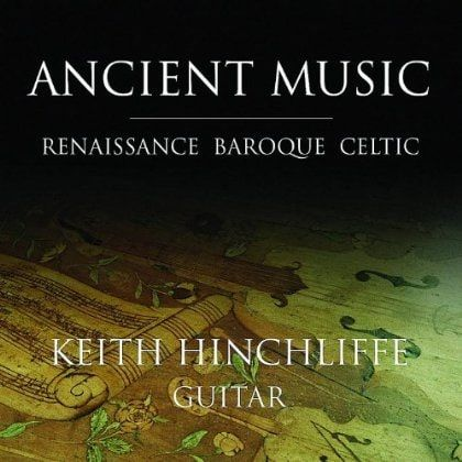 Keith Hinchliffe - Ancient Music, Black
