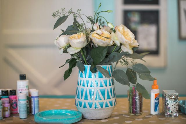 Art Birthday Party #partyideas #alltheflowers