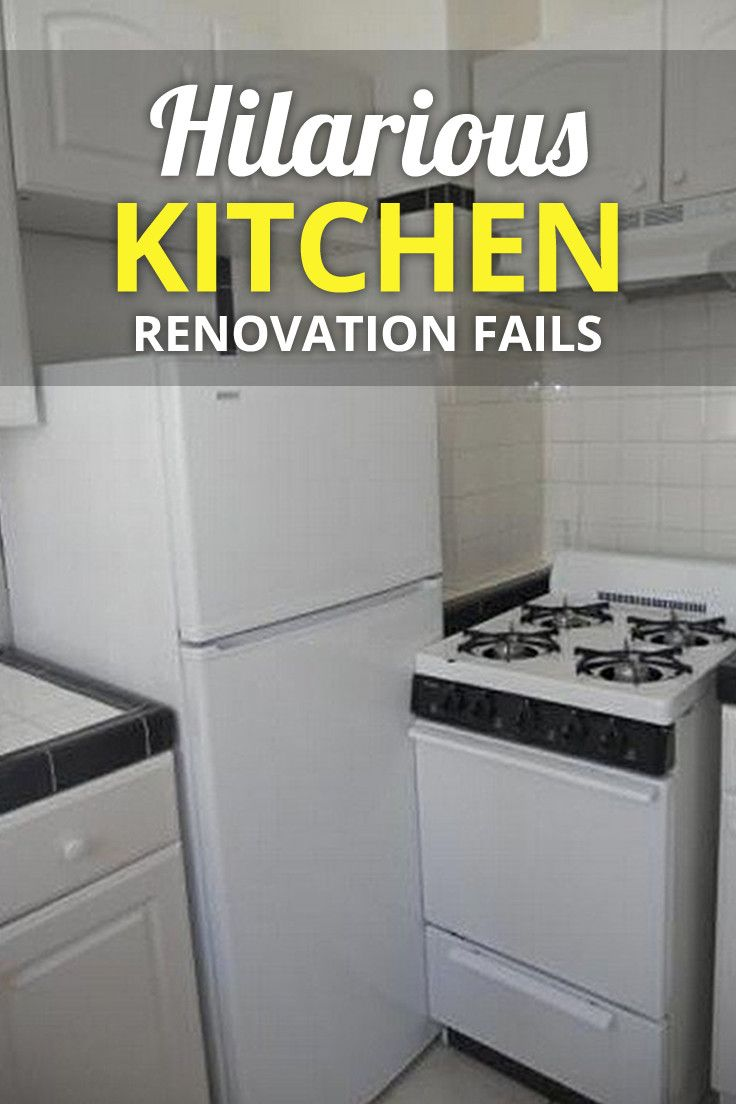 Worst Kitchen Renovation Fails Ever