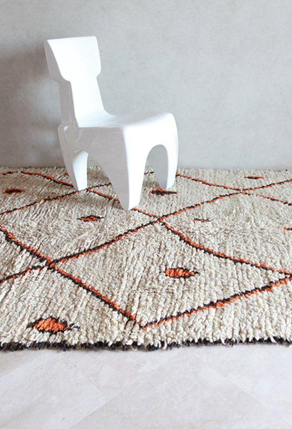 Moroccan rug, boucherouite beni ourain https://www.etsy.com/shop/pinkrugco