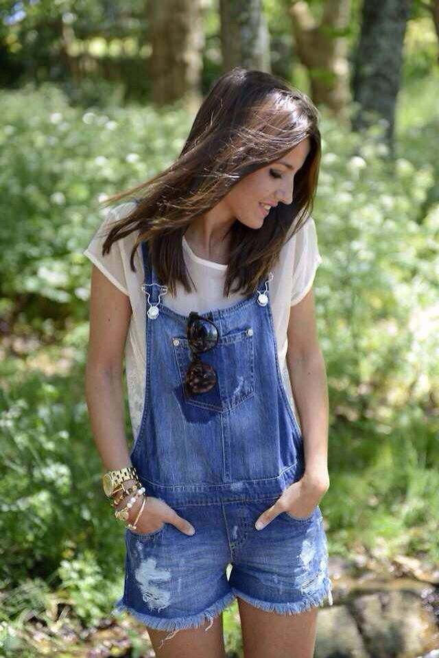 This is an outfit that tally would wear out in the fields or just something casual to wear around the farm when she isn't working.