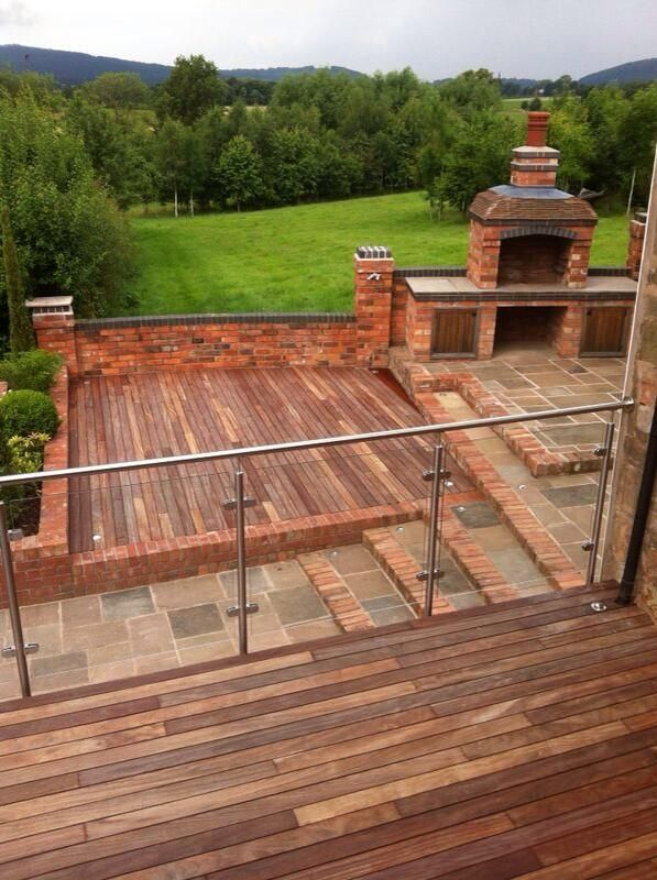 Domestic Property - Professional #Glass #Balustrade