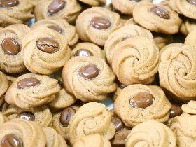 ほろ苦★絞り出しコーヒークッキー by waruneko 【クックパッド】 簡単おいしいみんなのレシピが284万品