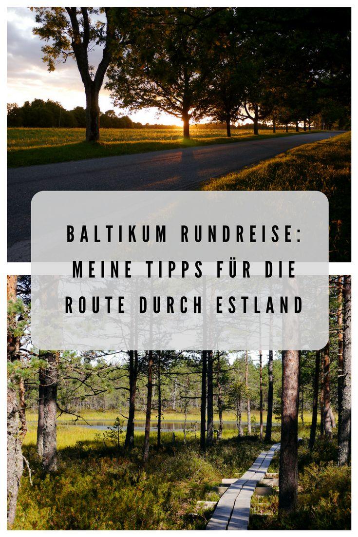 Ist eine Baltikum Rundreise geplant? Meine Tipps für verschiedene Stationen in Estland: Tallinn, Lahemaa Nationalpark, Pärnu, Haapsalu uvm. Sowie Restaurant Empfehlungen.