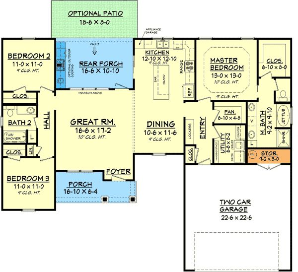 Really Cool House Floor Plans 71 best house plans images on pinterest | house floor plans, dream