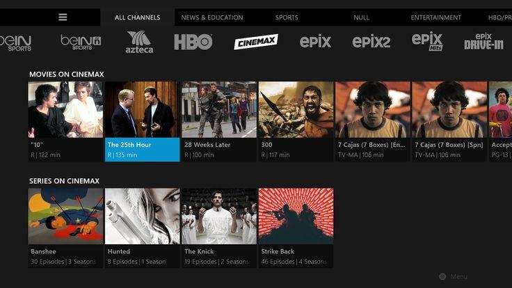 Cinemax Debuts on Sling TV