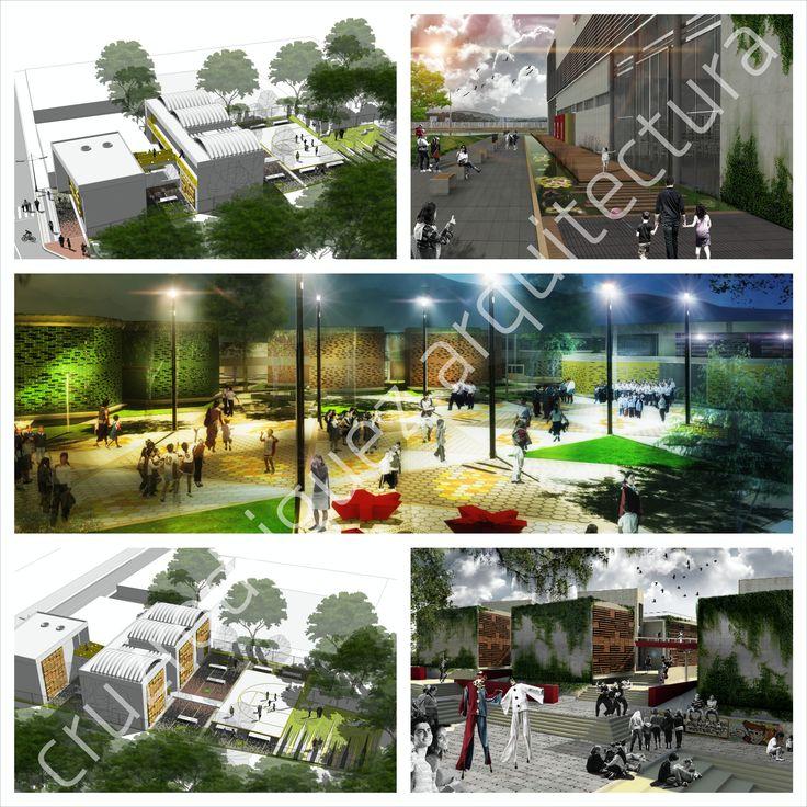 Proyectos 05     I    www.cruzrodriguez.co #Arquitectura #Architecture #Diseño #Design #Concursos #Contest #Colegios #Schools #Arquitectos #Architects #Vivienda #Buildings #Proyectos #Proyects