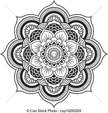 25 Best Ideas About Henna Flowers On Pinterest  Henna