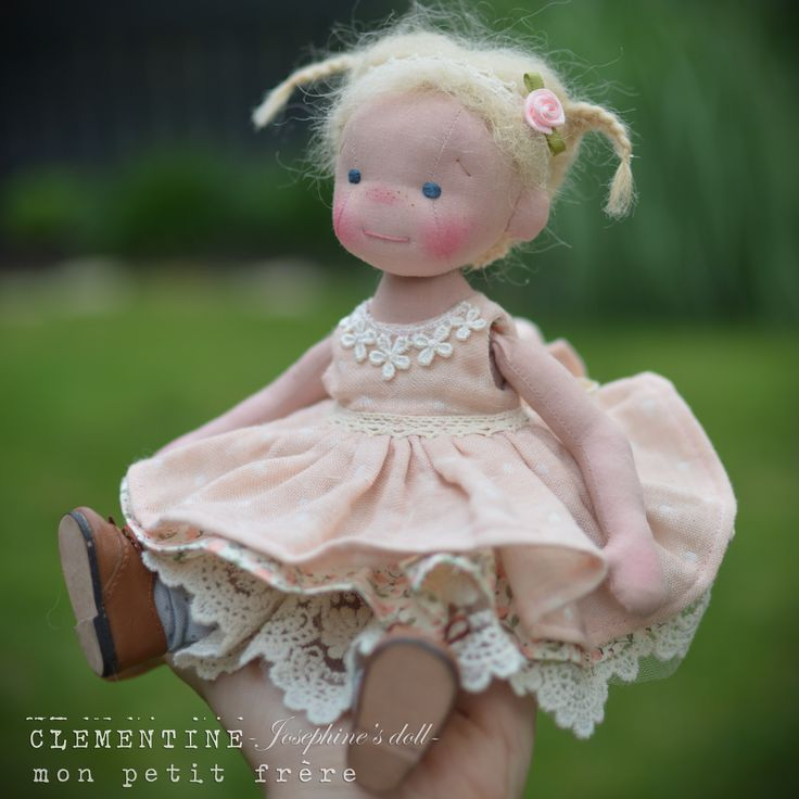 small Waldorf doll                                                       …