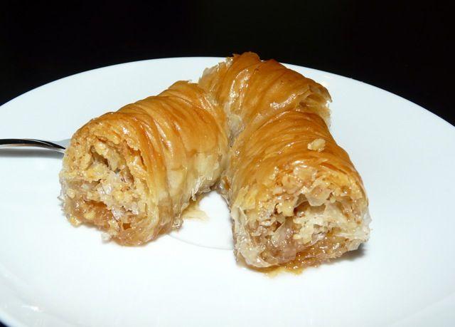 Baklava: das Rezept für die berühmte türkische Spezialität. Dieses Baklava Rezept wurde vielfach nachgebacken und gelobt.