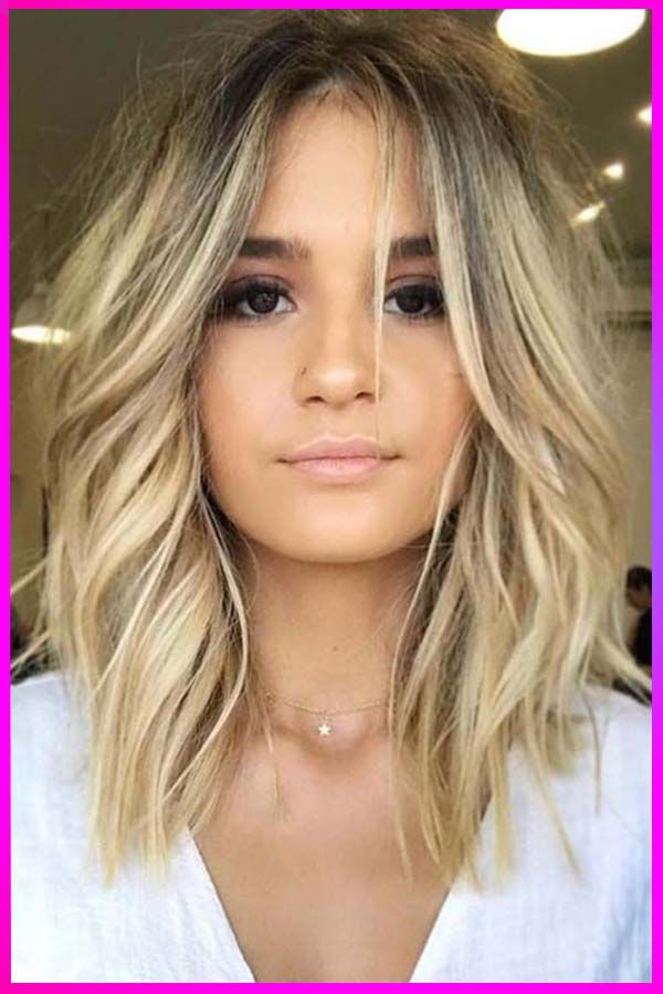 The Best Shoulder Length Thick Loose Layered Hairstyles ...